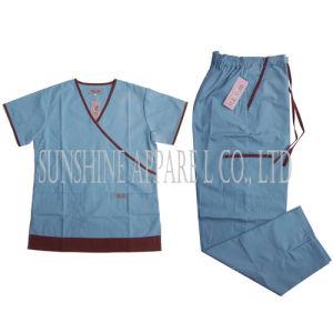 Hospital Wear (607T/P)