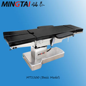 Hospital Electric Operation Table Mt2200 (Basic model) pictures & photos