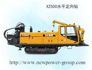 XCMG Horizontal Directional Drilling Rig (XZ500)