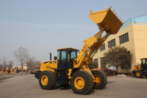 Large 5ton 3.0cbm Bucket Wheel Loader with CE pictures & photos