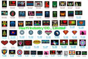 Promo Equalizer Logo Flash Light Shirts pictures & photos