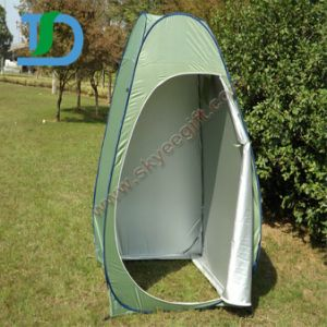 Lightweight Portable Outdoor Shower Tent pictures & photos
