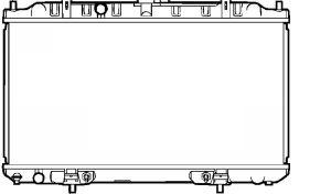 Auto Radiator (2346)