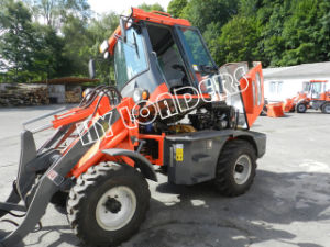 Multi-Function Wheel Loader with Flip-up Cabin (ZL10F) pictures & photos