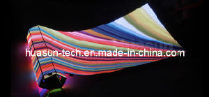 High Brightness Light Weight Galaxias-9 P9 Flexible LED Screen LED Curtain pictures & photos