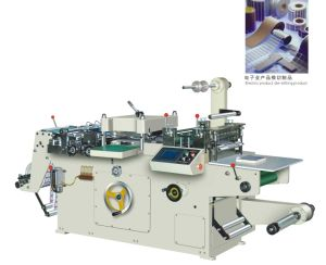 Label Die Cutting Machine 420 pictures & photos