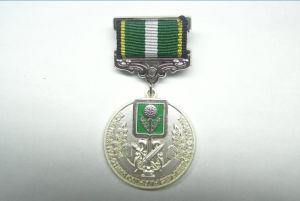 Sliver Plating Military Medals