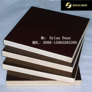 Construction Film Faced Plywood Linyi pictures & photos