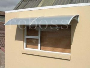 Polycarbonate Awning/ Canopy / Shade/ Shelter for Windows& Doors (D2400A-A) pictures & photos