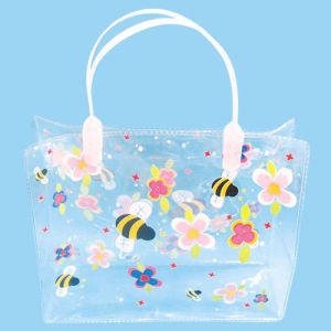 Cheap Price Soft PVC Plastic Colour PVC Shopping Bag pictures & photos