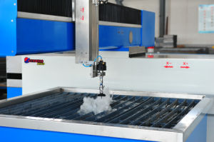 Steel Sheet Cutting Machine, Waterjet Cutting Machine pictures & photos