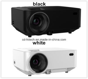 portable LCD Mini Projector for Home, Business, Cinema