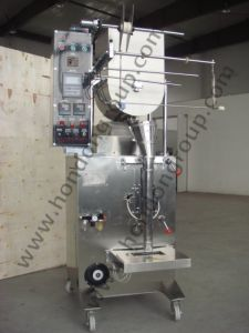 Automatic Paste Back Sealing Packing Machine (DXDJ-800) pictures & photos