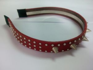 Fashion Rivets Studded Hair Bands (BLH21108007) pictures & photos