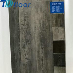 Waterproof Wood Plastic Composite Flooring Vinyl Click Floor pictures & photos