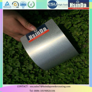 Polyester Car Paint Silver Bonding Metallic Effect Powder Coating pictures & photos