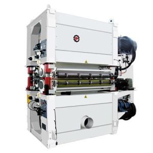 Double Side MDF Board Sanding Machine (MMH5613DRP) pictures & photos