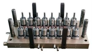 12-Cavity Preform Mold