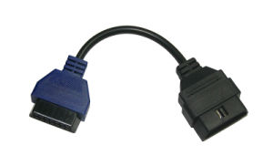 for FIAT ECU Scan Adaptors OBD Diagnostic Cable Five Colors pictures & photos