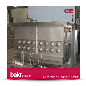 Twin-Tank Ultrasonic Industrial Cleaner pictures & photos