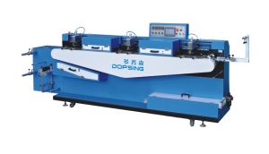 Electronic High Temperature Inks Ribbon-Label Printing Machine (TS-150 3+0) pictures & photos