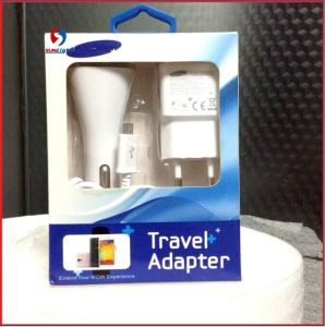 3in1 Mobile USB Charger for Samsung S5 pictures & photos