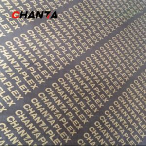 Film Faced Plywood with Good Quality From Chanta Factory pictures & photos