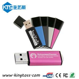 Best Selling Plastic Promotional Custom USB Flash Memory Drive (KTS0102)