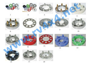 off Road 4X4 Car Wheel Spacer pictures & photos