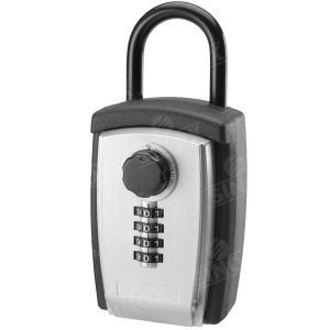 Keyless Hardware Lock Combination Key Storage Security with Vinyl Coated Shackle pictures & photos
