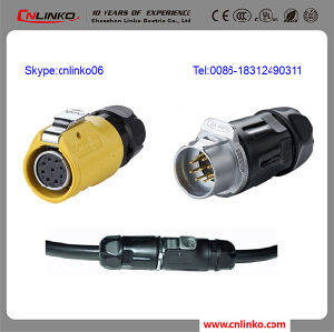 Cnlinko 9pin Electronic Connectors with UL Approved pictures & photos