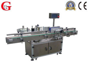 Automatic High Precision Self-Adhesive Round Bottle Labeling Machine pictures & photos
