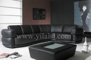 Corner Sofa + Coffee Table (T25)