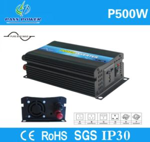 off-Grid, 500W Pure Sine Wave Car Power Inverter (MLP-500W)