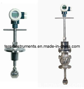 Insertion Electromagnetic Flow Meter (ISO9001, high accuracy)