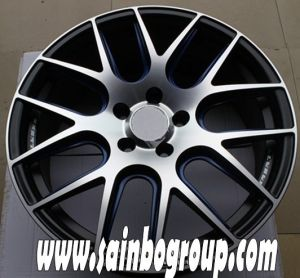 DOT, ISO, Via, TUV Certificated Car Alloy Wheels pictures & photos