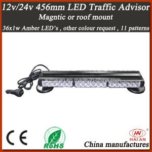 Double Side LED Work Light Bar Beacon Recovery Light Warning Strobe Lights pictures & photos