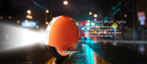 Colorful LED Lights Foldable Motorcycle Electric Scooter, Self-Balancing Scooter, Detachable Battery Design pictures & photos