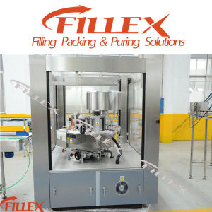 Full Automatic Hot Melt Glue Labeling Machine (RFL-R) pictures & photos