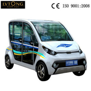Wholesale 4 Seaters Household Electric Car pictures & photos