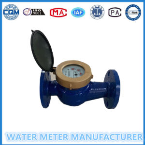 Vane Wheel Multi-Jet Dry Flanged Type Water Meter of Dn40mm pictures & photos