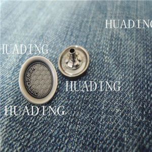High Quality Metal Snap Button of Garment (HD1112-15) pictures & photos