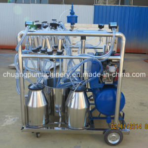 Removable Human Milking Machine pictures & photos