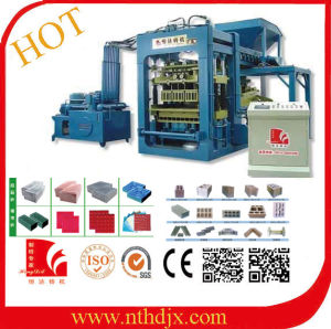 China Hydraulic Automatic Block Machine (QT8-15) pictures & photos