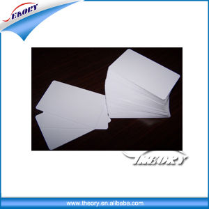 Hot Sell PVC Blank Credit Card Cr80 pictures & photos