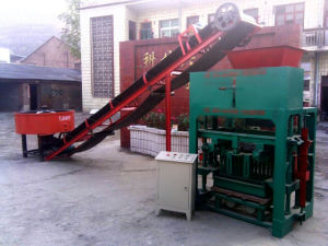 Yfj4-40 Mechanical Semi Automatic Concrete Block Making Machine Cement Brick Making Machinery pictures & photos