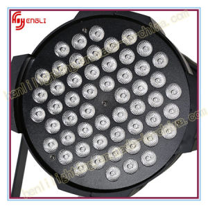 LED Parcans 54piese 3W RGB 3in1 Full Color LED PAR Light for Disco Club Washing Effect pictures & photos
