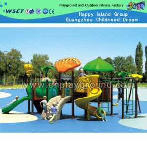 Outdoor Playground Equipment Set From Guangzhou Factory (HD-1701) pictures & photos
