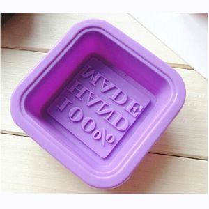 Eco-Friendle Whosale Silicone Soap Mould pictures & photos