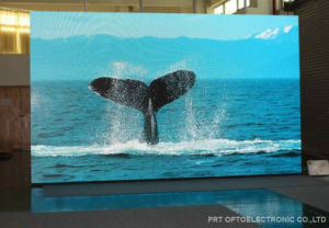 Outdoor P5 Advertising LED Video Wall with Rental Design Panel (640X640mm) pictures & photos